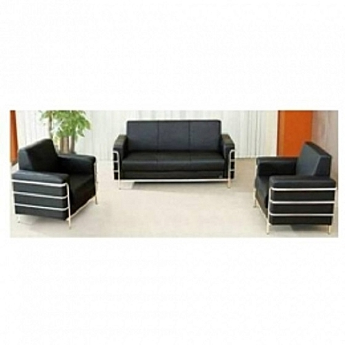 Alevandro Executive 6 Seater Complete Animal Skin Leather