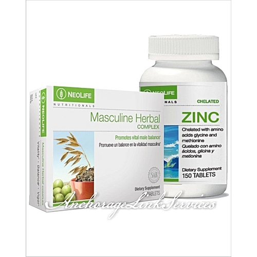 Zinc benefits sexual health