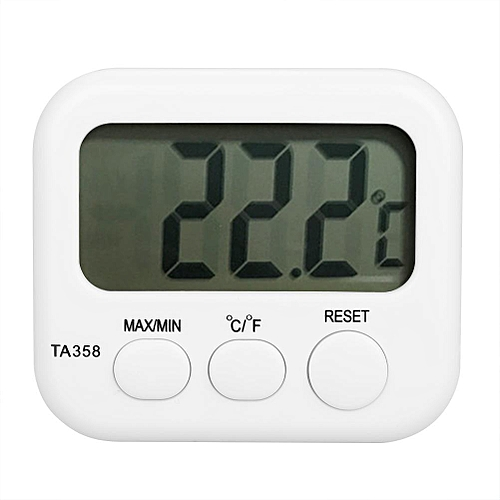Digital Waterproof Cooking Refrigerator Thermometer For BBQ Food Tea Probe Meat