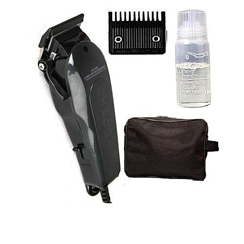 Professional Hair Clipper With Carrier Bag
