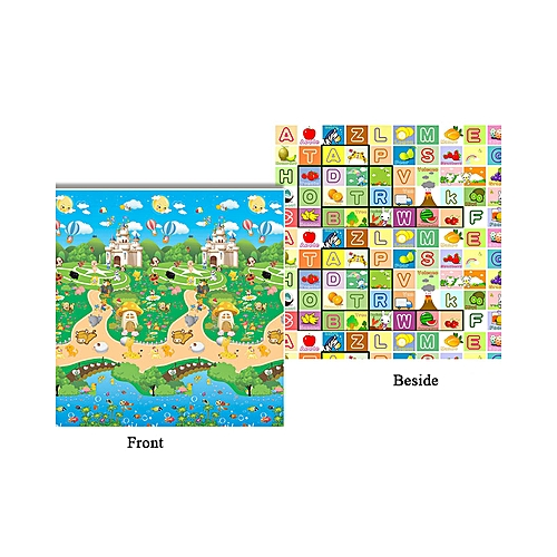 Baby Play Mat Puzzle Carpet Soft Waterproof Rug