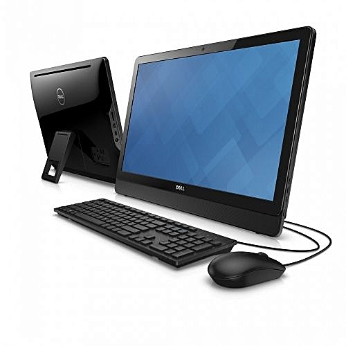 Inspiron 3464 All-In-One Core-i3 8GB RAM/1TB HDD-23.8'' LED Touch Screen Display