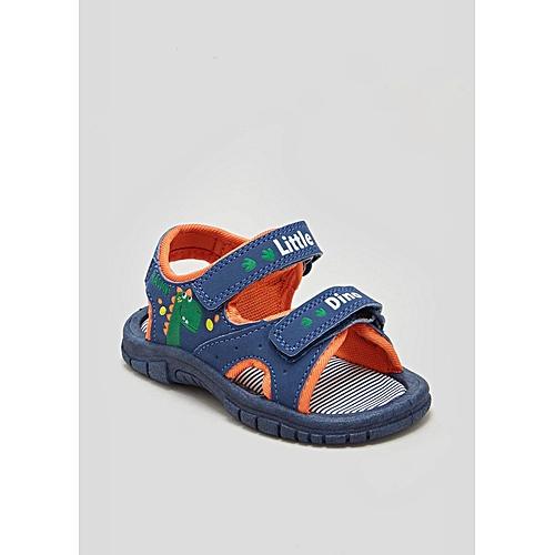 7aa8d5b73 Matalan Dinosaur Adventure Sandals