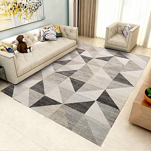 Floor Mat 3D Printing Modern Style Home Living Room Mat