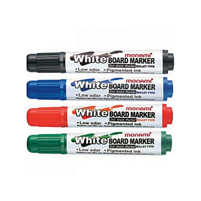 how to get permanent marker off white board
