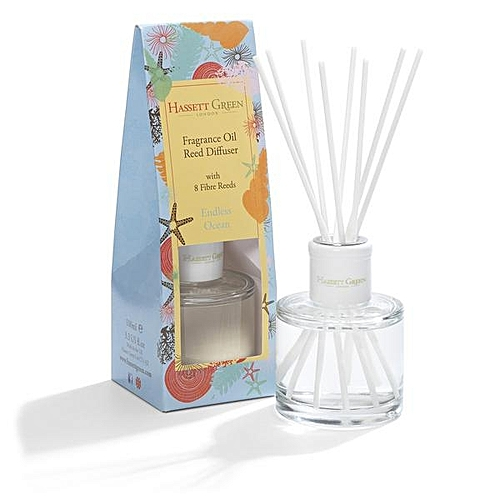 Fragrance Reed Diffuser Oil (Endless Ocean ) -100ml