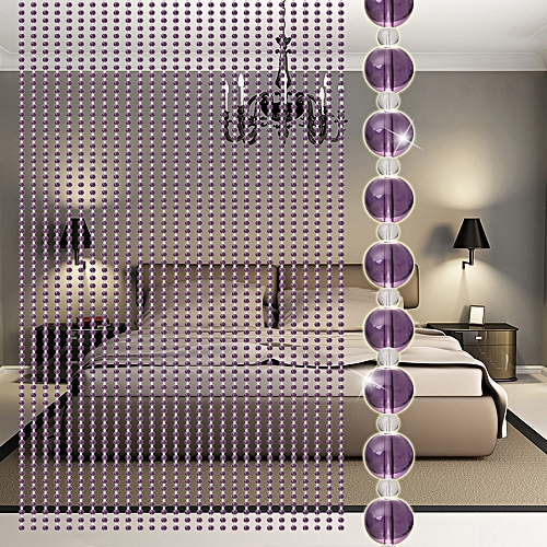 Crystal Glass Bead Luxury Curtain