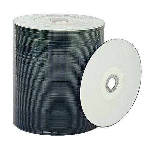 graphic about Printable Cd known as PRINTABLE CD-R Pack - 50 Areas