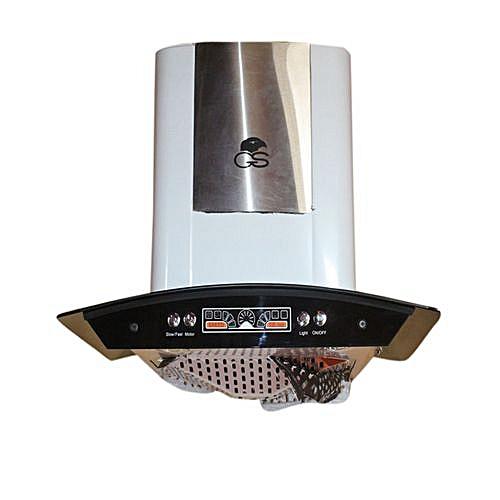 60cm Smoke/ Heat Extractor Cooker Exhaust Hood Stainless