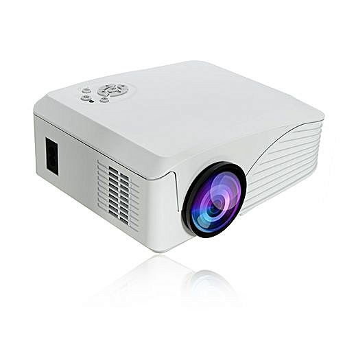 3000 Lumens HD 1080P 3D Projector LED Home Theater HDMI