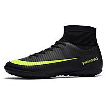 0d8b846ebd 【Broken Nails】Fashion Soccer Shoes Football Boots Suit Fashion Men And Kids  Hot Sale