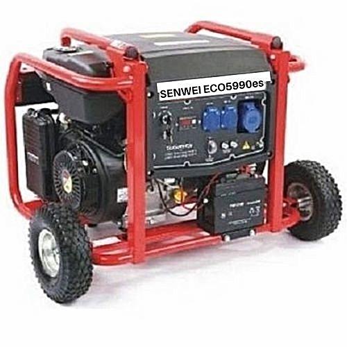 Ecological Series Generator - ECO5990ES - 3.2KVA - Key Start