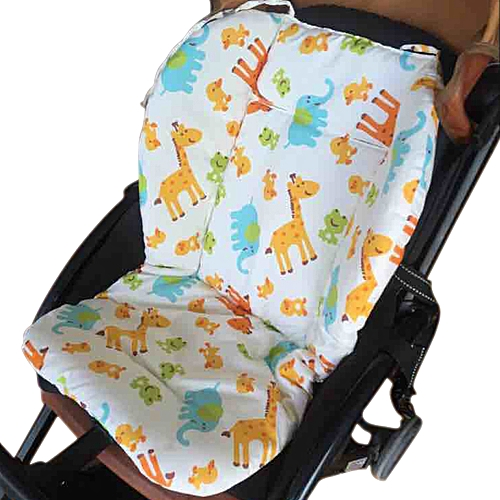 Universal Stroller Seat Covers Auto Soft Thick Pram Car Seat Cushion Seat Cushion Cover Pad Baby Children Kids Car Accessories