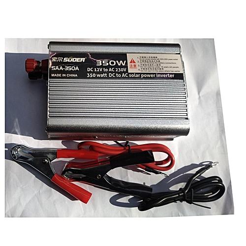 12volts 350watts Inverter