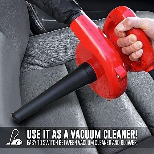 Multipurpose Electric Air Blower, Vacuum Cleaner, Duster, & Sucker