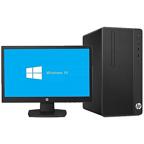 290 G1 Core I5 4GB Ram/1TB HDD 18.8'' Monitor Microtower PC (Freedos)