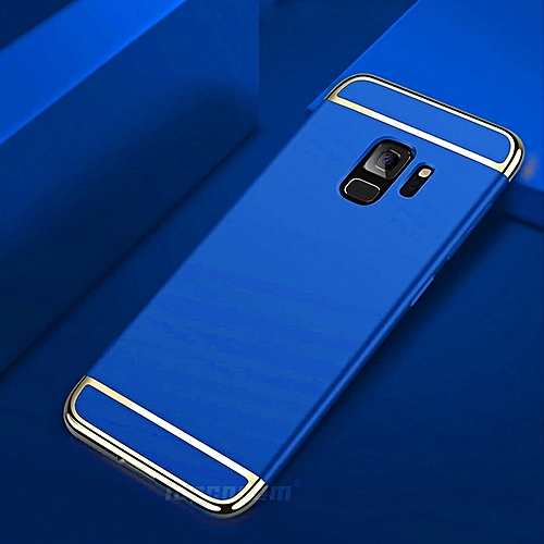 designer fashion d79ec b8ca6 SAMSUNG S9 CASE,Luxury Matte Hard Protection Case For SAMSUNG S9----BLUE