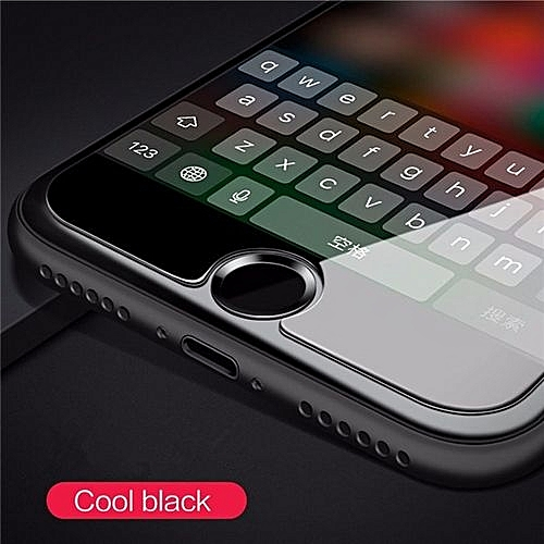 Generic Home Button Touch ID Sticker For IPhone - BLACK  8f591fffd6