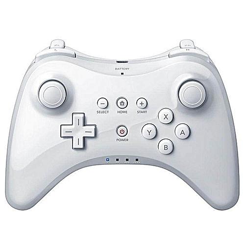 Wireless Classic Pro Controller Joystick Gamepad For Nintend Wii U Pro With USB