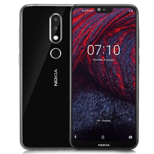buy nokia x6 5 8 inch with back case 4gb ram 64gb rom android 8 1 rh jumia com ng Nokia 6X AT&T Nokia Phones