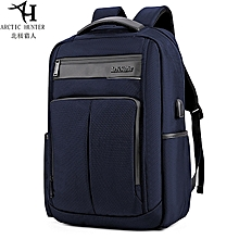94a615bb1e63 Men  039 s Bags Suitable  amp  Comfortable Business Water Resistant  Polyester Laptop Backpack