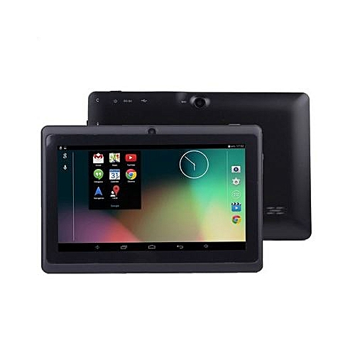7'' Inch Android 4.4 Tablet PC Quad Core 4GB Dual Camera Kids Child