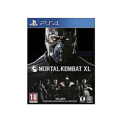 Mortal Kombat XL - MKXL Ps4