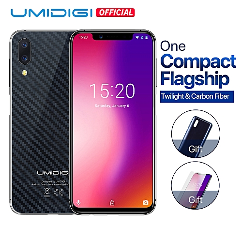 """ONE Global Version 5.9"""" Android 8.1 4+32GB 12+5MP Dual 4G Smartphone"""