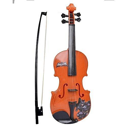 Universal 4 Strings Masterworks  Children Toy (Music) Violin