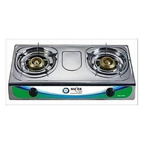 GAS COOKER 2 BUNER [AUTOMATIC IGNITION]