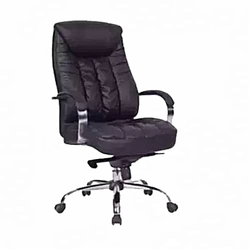 Office Chair Executive Leather Swivel