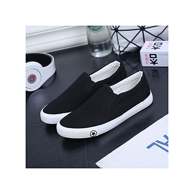 e3e53f9b0b7a04 WLow-Cut Hitops Canvas Shoes Unisex Canvas Sneaker Shoes Casual Trainers  For Men And Women