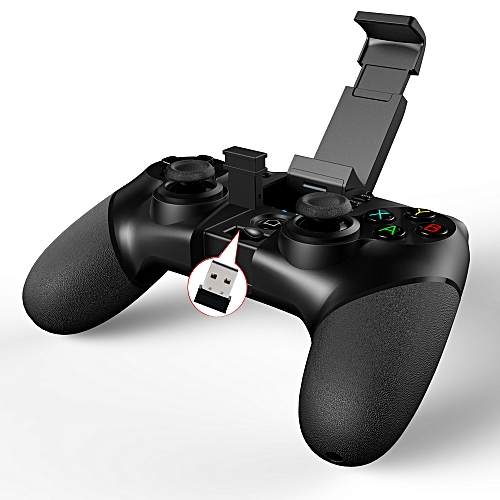Ipega PG-9076 BT & 2.4G Wireless Version Gamepad Android Telescopic Game Controller Joystick For Win XP Win7 8 TV Box PS3 Tablet PC IPhone IPad Samsung Galaxy Note HTC LG IOS Android System Devices