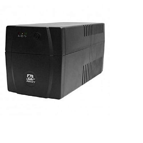 Elite 1200 Pro Line Interactive 1200VA UPS - Black