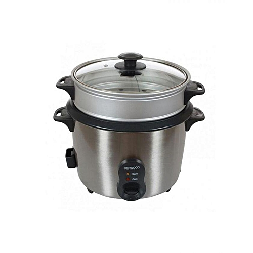 Rice Cooker RC417 - Silver.