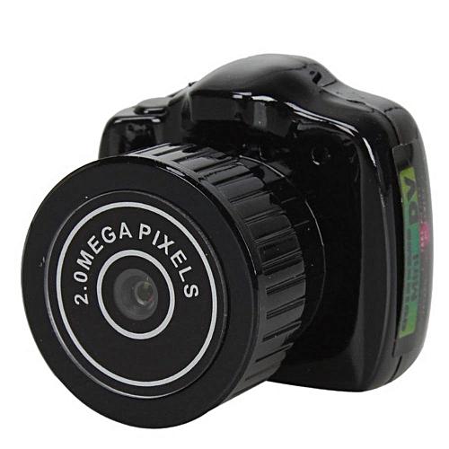 Y2000 Small Camera HD Camera Sports DV DV Outdoor Recorder