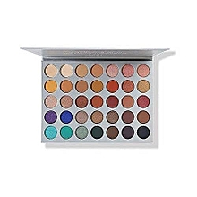 The Jaclyn Hill X Morphe 35 Colours Eyeshadow Palette