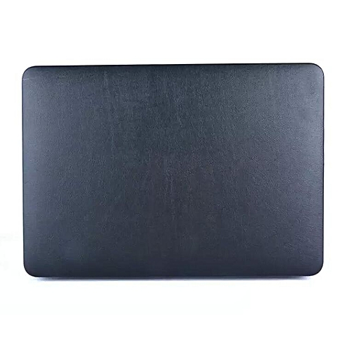 Surface Leather Stick Skin Laptop Bag/sleeve Shell Hard Cover Macbook Air 11 13 Pro 13 Retina 12 13 Black