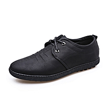 ecf3a9e6829 Men Casual Shoes Loafers Men Shoes Quality Pu Leather Shoes
