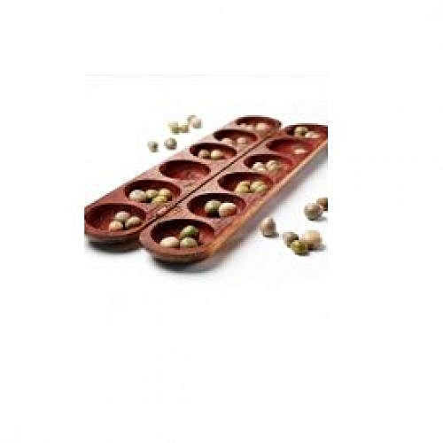 """""""Opon Ayo"""" Awale Traditional Board Game Seeds (48) ,Seeds Only"""