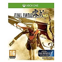 Final Fantasy Type-0 HD - Xbox One. for sale  Nigeria