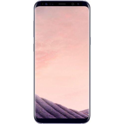 Galaxy S8 Dual Sim (4GB, 64GB) - Orchid Grey