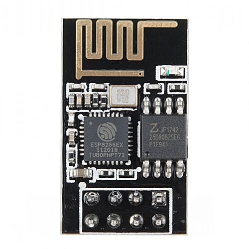 WiFi Module ESP8266 ESP-01 WiFi Microcontroller For Arduino