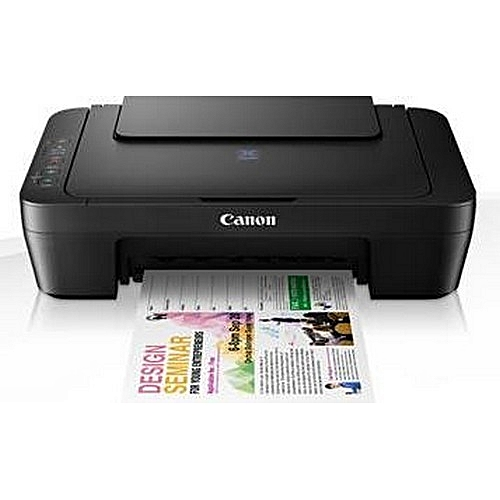 PIXMA E474 Wireless Multi Function Document/Photo Printer