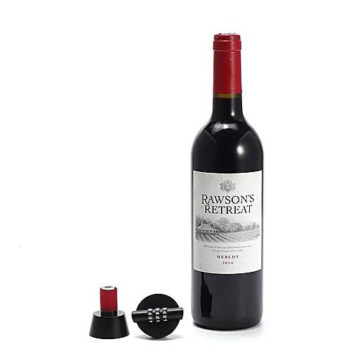 Wine Stopper With Password Combination Lock Creative Wine Bottle Stopper Lock