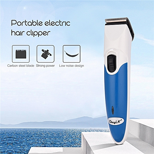 Professional Electric Hair Clipper Rechargeable Hair Trimmer With Low Noise