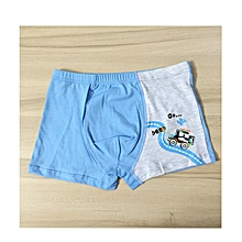 0c58964657f7 Baby Short Panties Children Boys Cartoon Car Elastic Cotton Briefs Underwear  Pants Kids 5pcs 3-