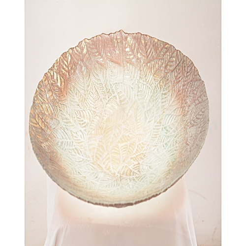Large Glass Bowl, Ideal For Potpourri, Ideal Gift For Wedding, Bridal, Party, Home Decor