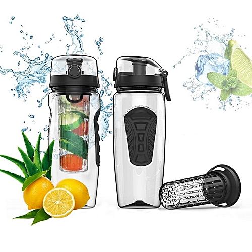 Generic 1000ml Large Size Fruit Infuser Water Bottle Sport Bottle