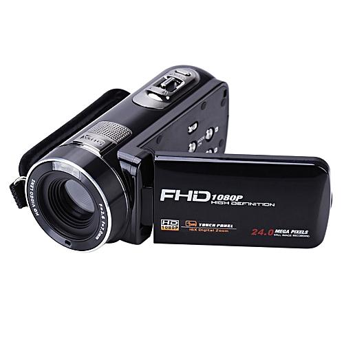 Digital Camcorder Video Camera Premium 3.0 TFT-LCD Control Photography Recorder DV Camcorder Shooting Anti Shaking